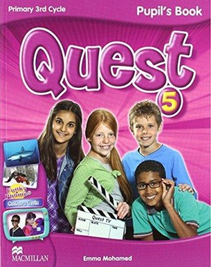 Quest Pupil´s Book 5 (Old)