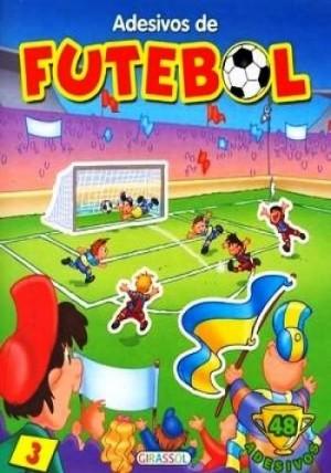 Adesivos de futebol Vol. 3