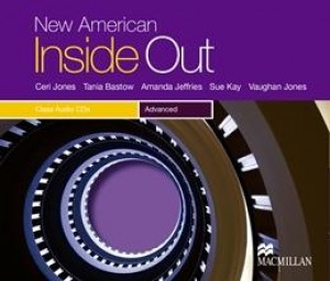 New American Inside Out Class Audio CDs - Advanced