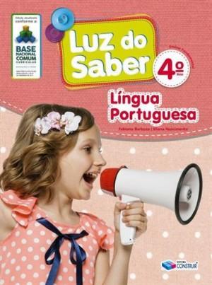 Luz do Saber Língua Portuguesa 4º Ano - 2019