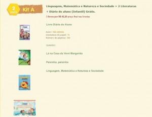 Formando Cidadãos  2 Anos Kit A 2018