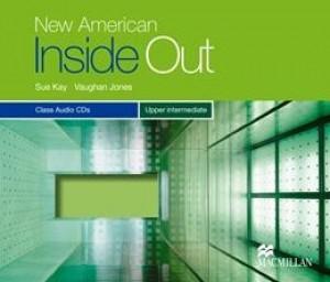 New American Inside Out Class Audio CDs - Upper Intermediate