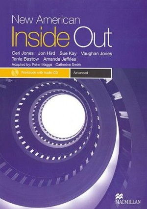 New American Inside Out Workibook with Audio CD - Advanced