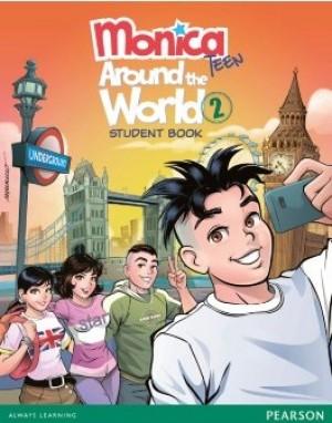 Monica Teen - Around The World 2 - Student Book