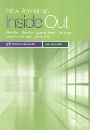 New American Inside Out Workbook with Audio CD - Upper Inter