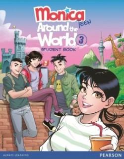 Monica Teen - Around The World 3 - Student Book