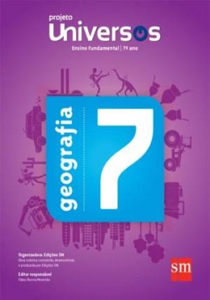 Projeto Universos - Geografia 7º Ano - 2ª Edição