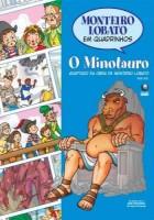 Col. História em quadrinhos - O Minotauro