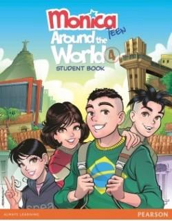 Monica Teen - Around The World 4 - Student Book