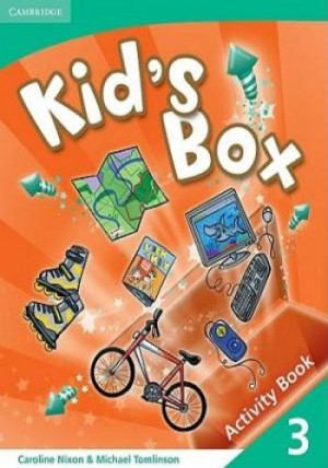 Kids Box Activity Book 3