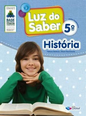 Luz do Saber História 5º Ano - 2019