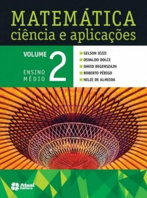 Matemática Ciência e Aplicações Volume 2 - 8ª Edição