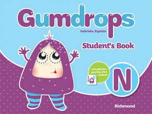 Gumdrops Nursery - Students Book