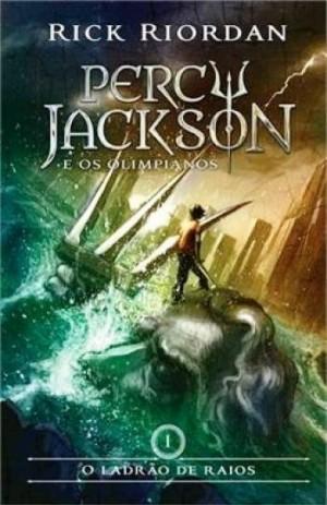 Percy Jackson e os Olimpianos 1 - O Ladrão de Raios
