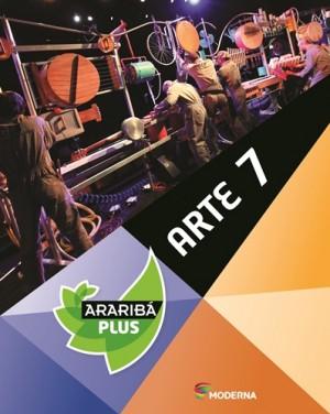 Araribá Plus Arte 7º Ano - 1ª Edição