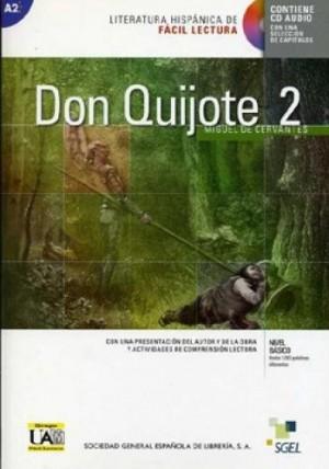Don Quijote Nivel 2