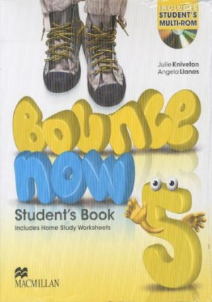 Bounce Now Students Book 5