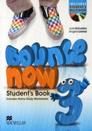 Bounce Now Students Book 3