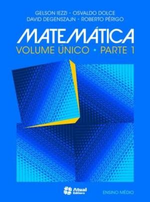 Matemática Volume Único - 6ª Edição