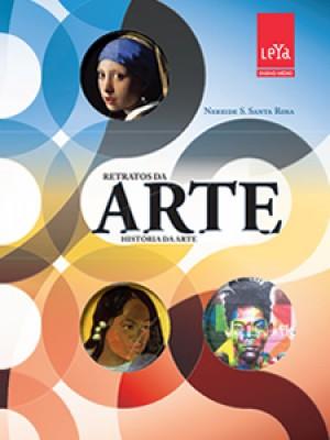 Retratos da Arte - História da Arte - 1ª Edição