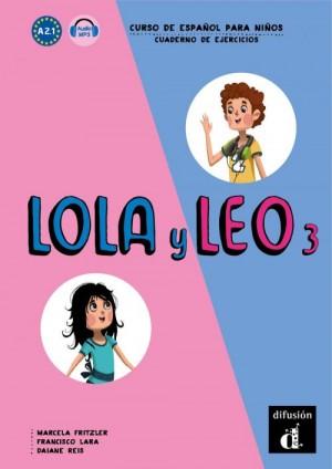 Lola y Leo Cuaderno de Ejercicios 3