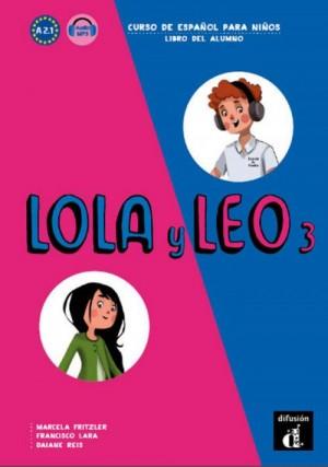 Lola y Leo Libro del Alumno con CD 3