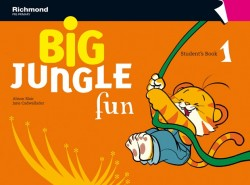 Big Jungle Fun Student's Book 1