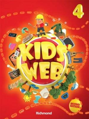 Kids Web 4 - 2nd Edition