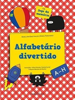 Alfabetário divertido Vol. 1 ( A - H)