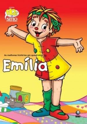 Melhores histórias em quadrinhos da Emília, As