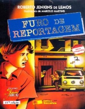 Furo De Reportagem - Coleção Jabuti