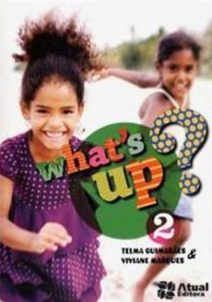 Whats Up? 2º Ano - 1ª Edição