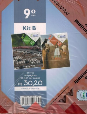 Formando Cidadãos 9º Ano Kit B 2018