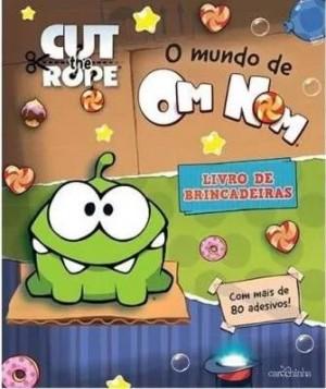 O mundo de Om Nom - livro de brincadeiras