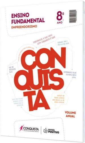Conquista - Empreendedorismo 8º Ano