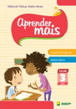 Aprender Mais - Português e Matematica Volume 3 - 2ª Edição