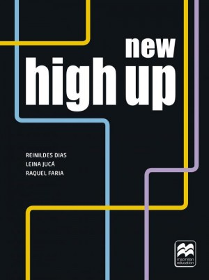 New High Up Students Book With Digital Book