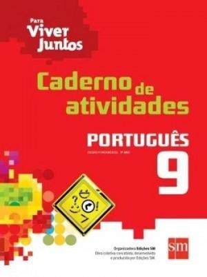 Para Viver Juntos Caderno de Atividades Português 9º Ano