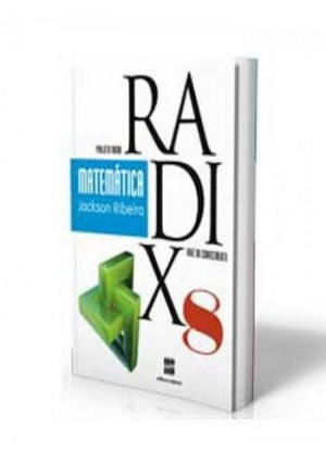 Projeto Radix Matemática 8º Ano - 3ª Edição