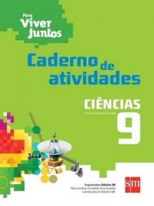 Para Viver Juntos Caderno de Atividades Ciências 9º Ano