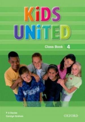 Kids United - Class Book 4