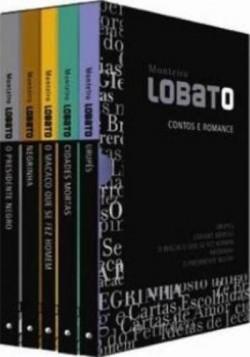 Caixa Monteiro Lobato - Contos e Romance