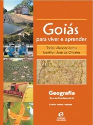 Goiás Para Viver e Aprender Geografia - 2016