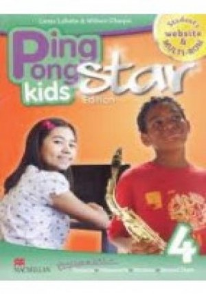 Ping Pong Kids Star Edition 4º Ano