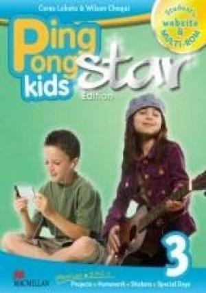 Ping Pong Kids Star Edition 3º Ano