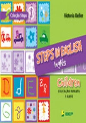 Steps in English Children - Inglês 5 Anos