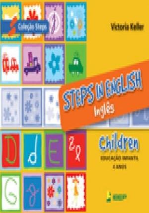 Steps in English Children - Inglês 4 Anos