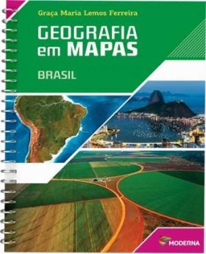 Geografia em Mapas: Brasil - 5ª Edição
