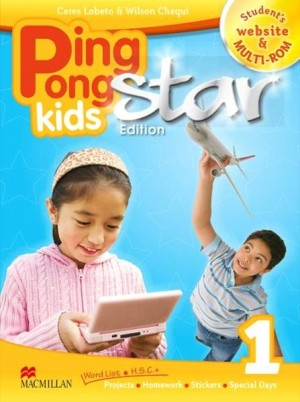 Promo - Ping Pong Kids Star Edition Students Pack - 1