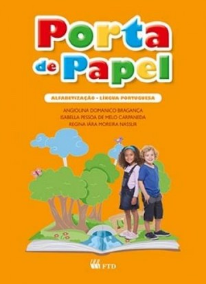 Porta de Papel Alfabetização Língua Portuguesa